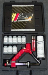 MICROBOND Cold Spray Torch Kit